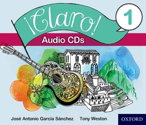 ¡Claro! Audio CDs 1 from OUP Oxford