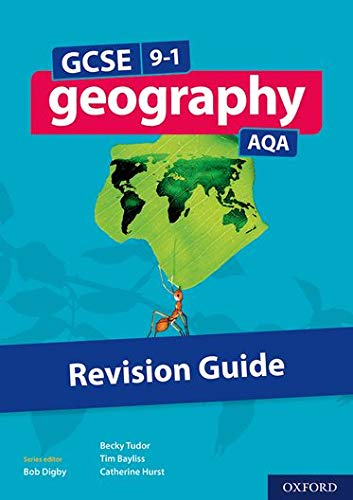 GCSE 9-1 Geography AQA Revision Guide from OUP Oxford