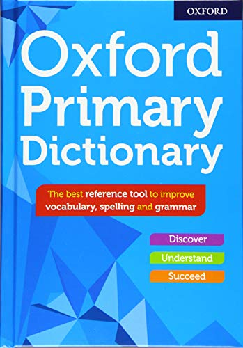 Oxford Primary Dictionary from OUP Oxford