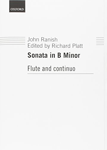 Sonata in B minor from OUP Oxford