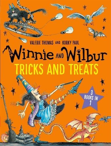 Winnie and Wilbur: Tricks and Treats (Winnie & Wilbur) from OUP Oxford