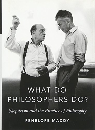 What do Philosophers Do?: Skepticism and the Practice of Philosophy (The Romanell Lectures) from OUP USA
