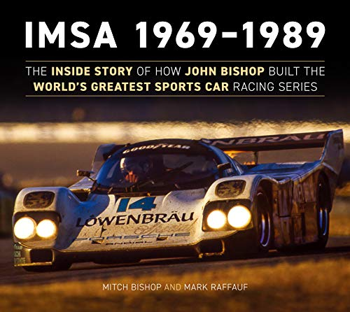 IMSA 1969-1989 from Octane Press