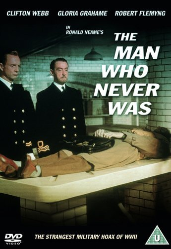 The Man Who Never Was [DVD] from Odeon Entertainment