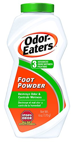 Odor-Eaters Foot Powder, 1.85 lb,6 OZ from Odor-Eaters
