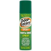 Odor-Eaters Sport Foot and Shoe Spray 150ml from Odor-Eaters