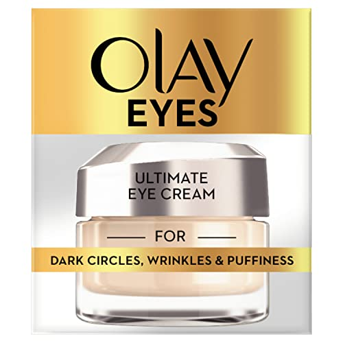 Olay Eyes Ultimate Eye Cream For Dark Circles, Wrinkles and Puffiness, 15 ml from Olay