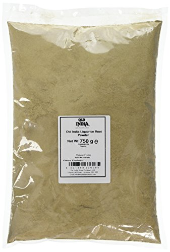 Old India Liquorice Root Powder 750 g from Old India