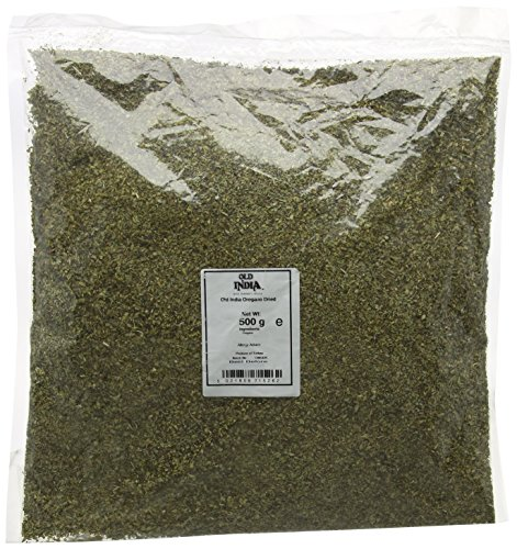 Old India Oregano Dried 500 g from Old India