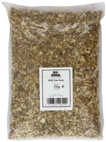 Old India Wild Yam Root 750 g from Old India