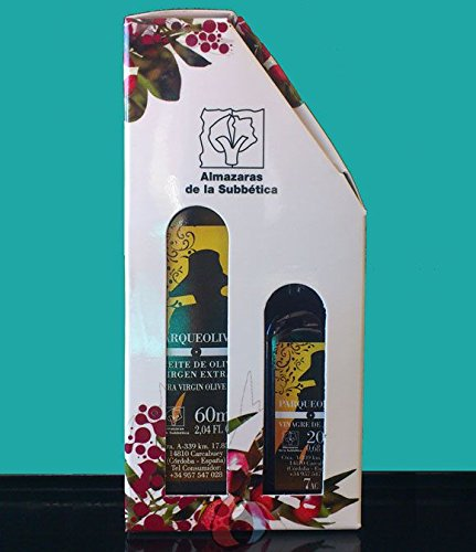 Lot 40 Wedding Gift Boxes - Wedding box - extra virgin olive oil + sherry vinegar Parqueoliva from Oliva Oliva Internet SL (Spain)