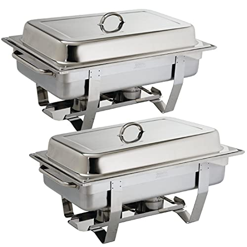 Olympia S300 Milan Chafing Dish, 9 L from Olympia