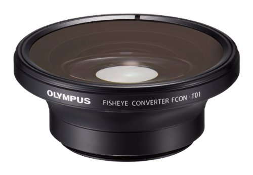 Olympus Fish Eye Converter for Tough TG-5 - FCON-T01 from Olympus