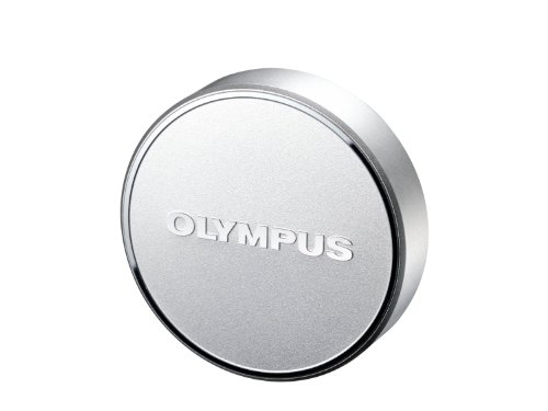 Olympus LC-48B Metal Cap for M.Zuiko Digital 17mm 1:1.8 Lens from Olympus