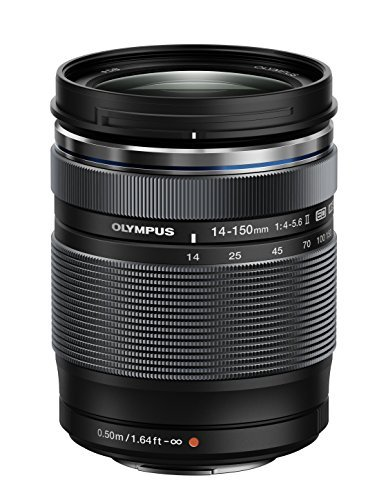 Olympus M.Zuiko Digital ED 14-150 mm II 1:4.0-5.6 Telephoto Lens from Olympus