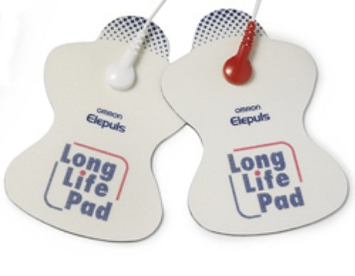 OMRON TENS MACHINE LONG LIFE REPLACEMENT PADS from Omron