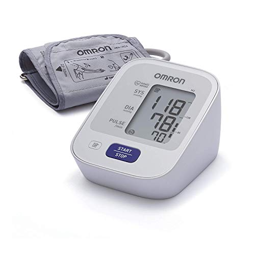 Omron Healthcare M2 Upper Arm Blood Pressure Monitor - White from Omron