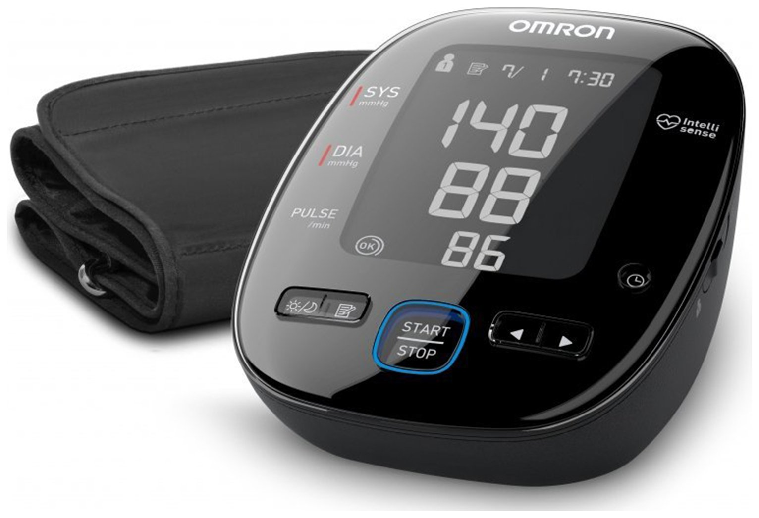 Omron MIT5 Connect Blood Pressure Monitor from Omron