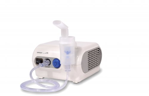 Omron NE-C28P Compressor Nebuliser - White from Omron