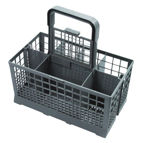 Universal Dishwasher Cutlery Basket fits Carrera Eurotech Homark Lendi Powerpoint Servis White Westinghouse Baumatic Bosch Neff Siemens Tecnik and many more from Onapplianceparts