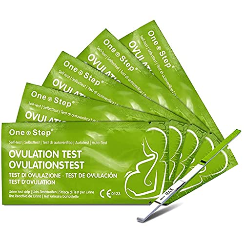 One Step® 30 Highly Sensitive Ovulation/Fertility Tests, 20miu/ml Ovulation Tests from One Step