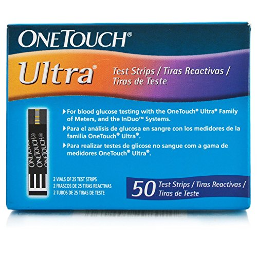 One Touch Ultra Test Strips from One Touch Ultra