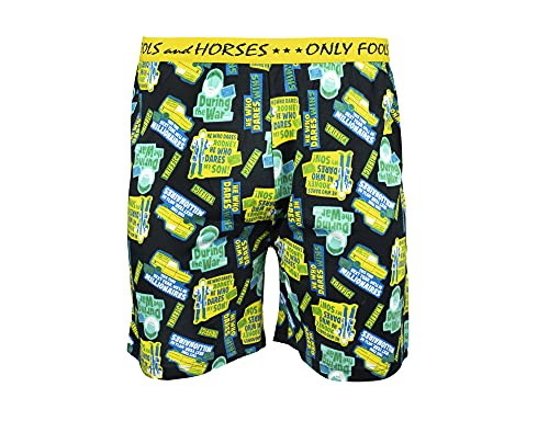 Only Fools and Horses Official Shorts - House Pants (L) from Only Fools and Horses Fan Club