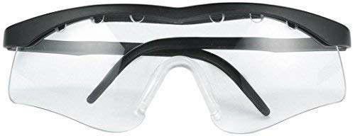 Wilson Compact Design Sleek Deign Squash & Racketball Sports Eyewear Jet Glasses from Only Sports Gear