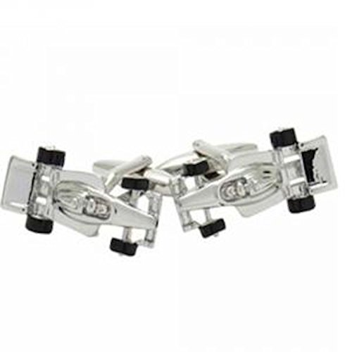 F1 RACING CAR - Novelty Gift Boxed Cufflinks from Onyx-Art London