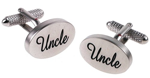 Uncle Cufflinks in Gift Box Family Onyx-Art London CK838 from Onyx-Art London