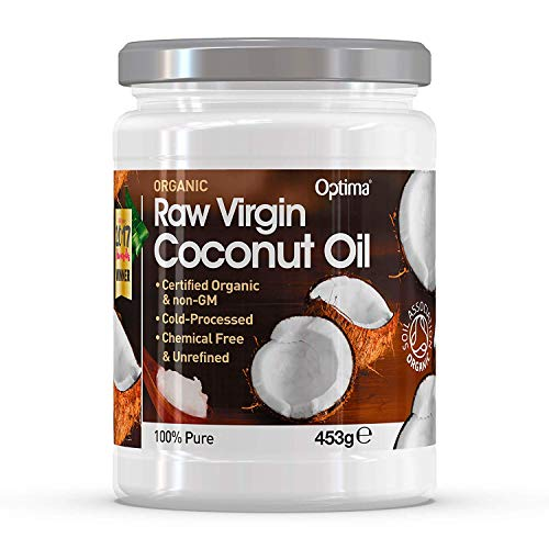 (Pack Of 2) - Raw Virgin Coconut Oil | OPTIMA HEALTH from OPTIMA
