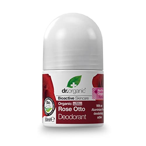 Dr Organic rose otto Roll-On Deodorant 50 ml/100 ml: 15.98 EUR from Dr. Organic