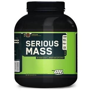 Serious Mass, Strawberry - 2720g by Optimum Nutrition M from Optimum Nutrition