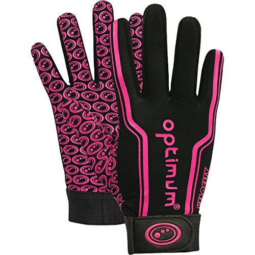 Optimum Velocity Gloves, Pink, Super Mini from Optimum