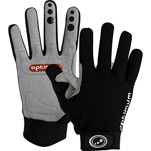 Optimum Men's Hawkley MTB/BMX Gloves, Black, X-Large from Optimum
