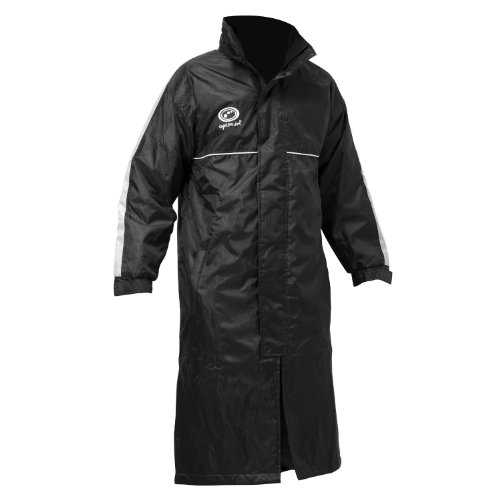 Optimum Unisex Senior Sub Jacket - Black, Large from Optimum