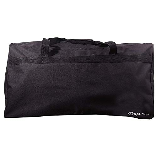 Optimum OBTKBW Men Team Kit Bag, Black/White, One Size from Optimum