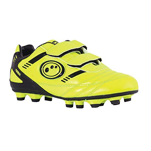 Optimum Tribal Moulded Stud, Boys Football Boots, Yellow (Yellow/Black), 9 UK (27 EU) from Optimum