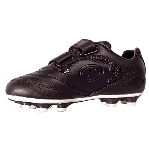 Optimum Unisex Kid's Razor Moulded Stud Football Boots, 9 Child, (27 EU) from Optimum