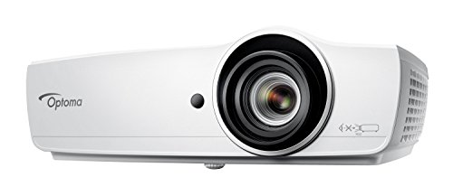 Optoma EH470 Full 3D DLP Projector LAN 20,000:1 5,000 Lumen 1920x1080 (2.95kg) from Optoma