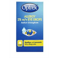 Optrex Allergy Eye Drops 10ml from Optrex