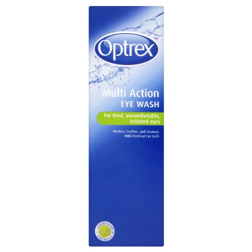 Optrex Multi-Action Eye Wash, 300 ml from Optrex