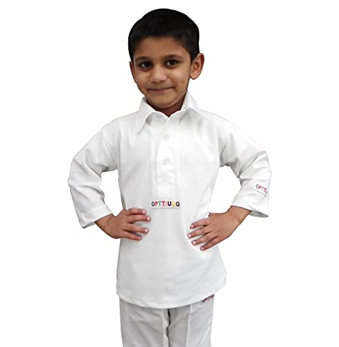 Opttiuuq Toddlers and Kids 3/4 Sleeve Cricket Shirt , Age 2 - 3 from Opttiuuq