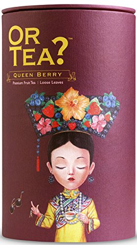 Or Tea Queen Berry Cannister 100 g from Or Tea
