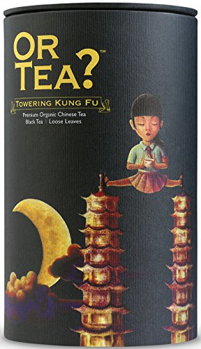Or Tea Towering Kung Fu Cannister 100 g from Or Tea