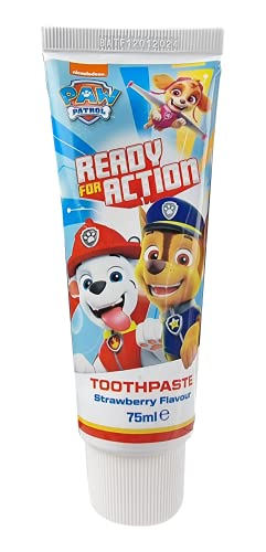 Paw Patrol Childrens Toothpaste, 75 ml from Paw Patrol