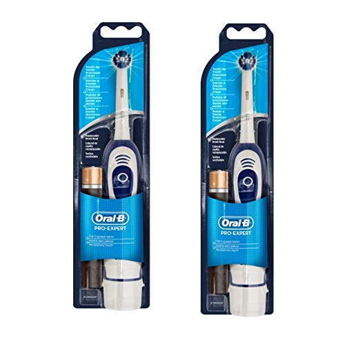 2 Braun Oral-B Advanced Power 400 Battery-Operated Toothbrush (Duo Pack) from Oral-B