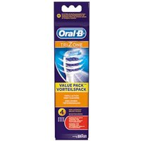 Oral-B Trizone Replacement Brush Heads 4 from Oral-B