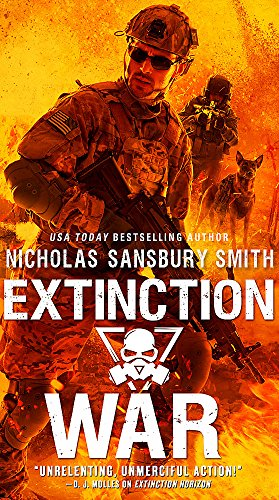 Extinction War: 7 (The Extinction Cycle) from Orbit