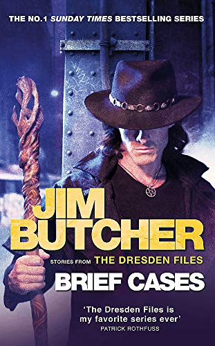Brief Cases: The Dresden Files from Orbit